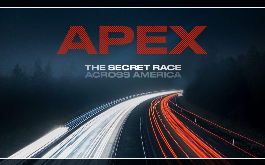 APEX: The Secret Race Across America Premieres October 20th