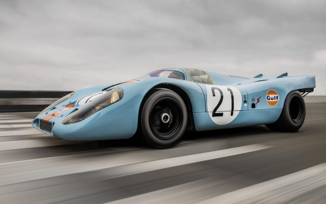 Porsche 917K – Pure Driving Footage