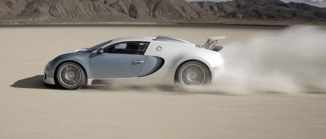 APEX:60 – The Bugatti Veyron 16.4