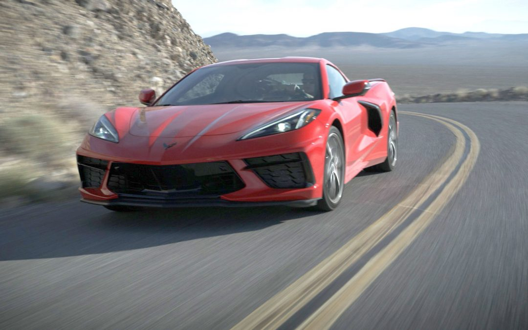 C8 Corvette – Pure Driving Footage