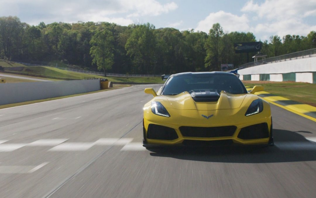 C7 Corvette ZR1 – Pure Driving Footage
