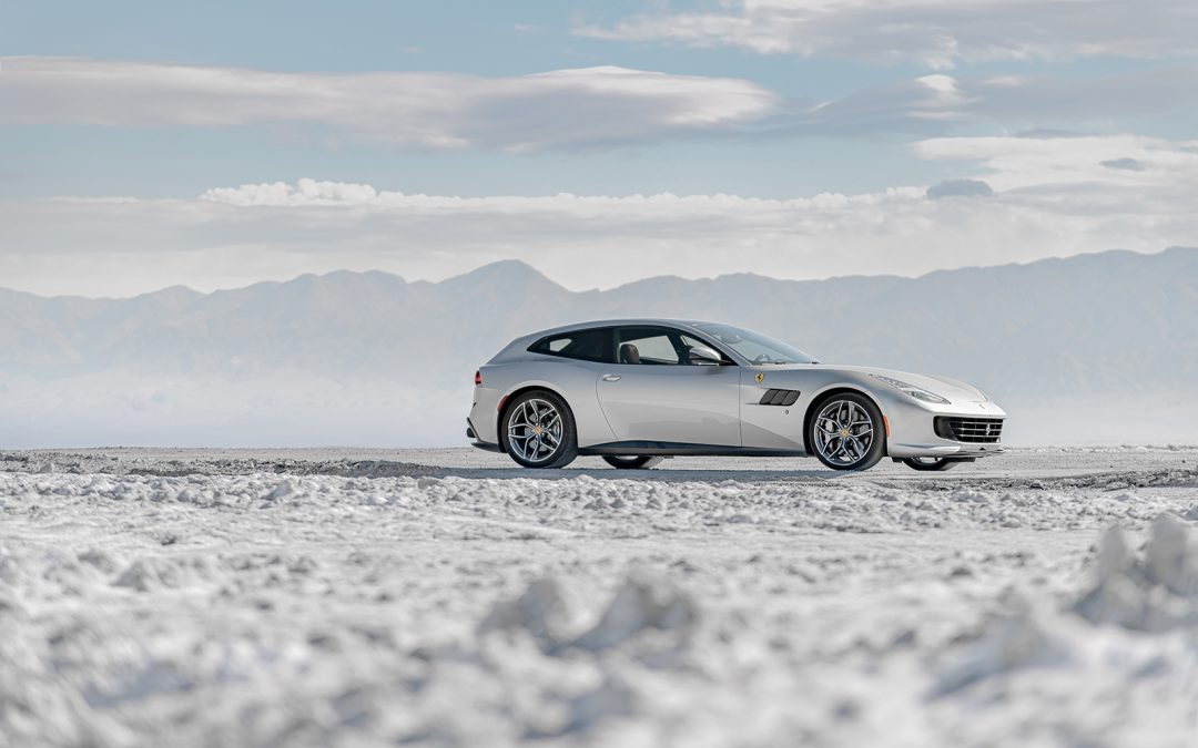 Photo Essay: Ferrari GTC4 Lusso T Monochrome Series 02