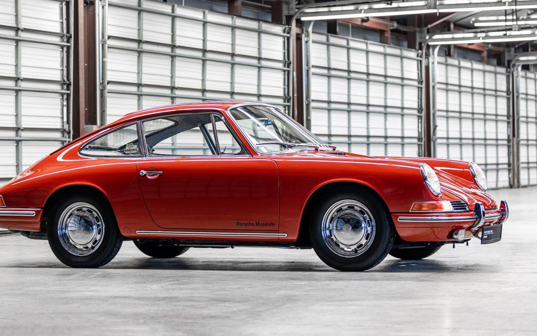 Porsche 901  – Pure Driving Footage