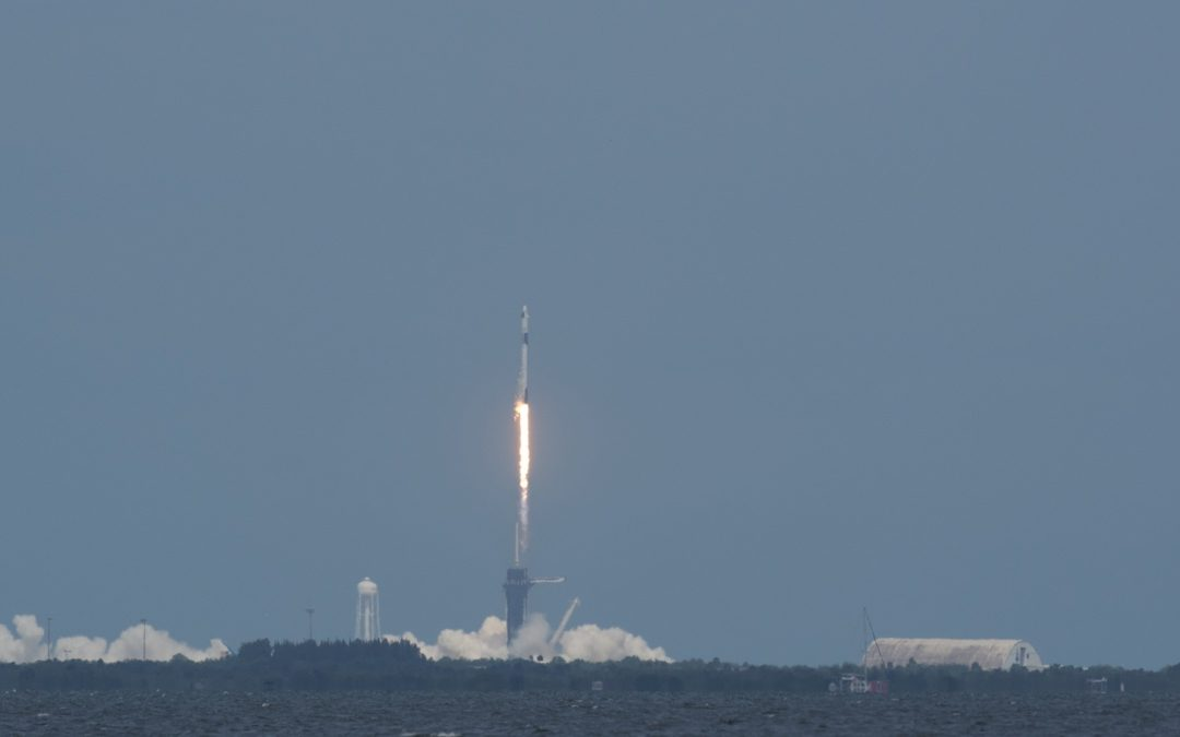 Photo Essay: Space X Crew Dragon Launch from Florida