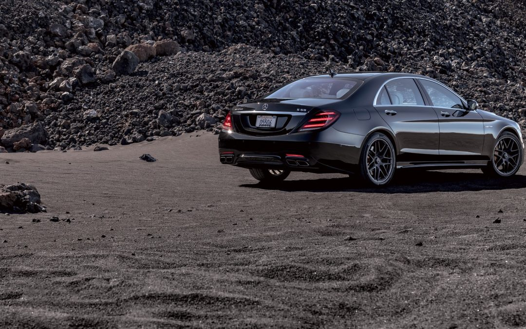 Photo Essay: Mercedes AMG S63 Monochrome Series
