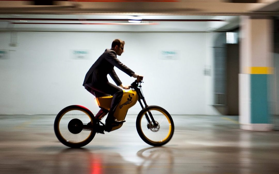 In Detail: Behind Rimac's GreyP Electric Bike Vision