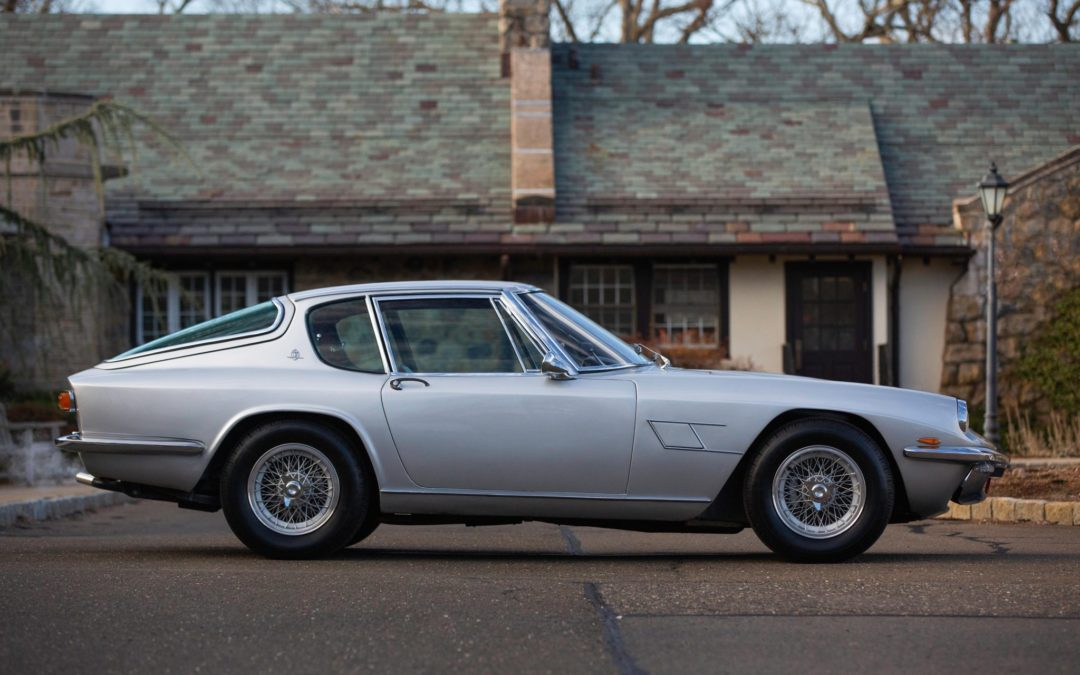 Buy this gorgeous Pietro Frua Maserati while you can