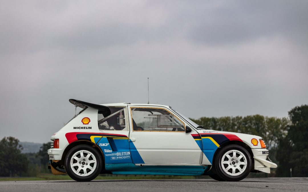 FOR SALE: Own one of every great Group B Rally Car