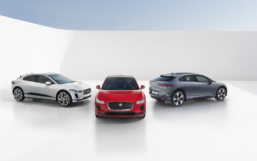 What Jaguar really means when they say they're going 'All Electric' by 2025