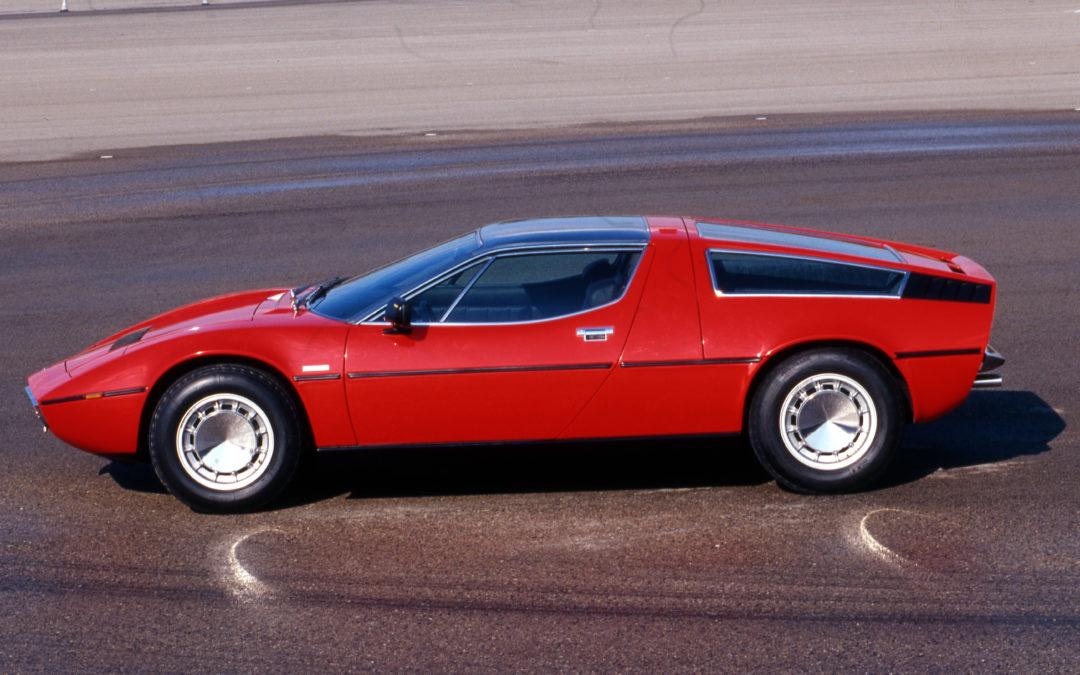 The Maserati Bora predicted the future