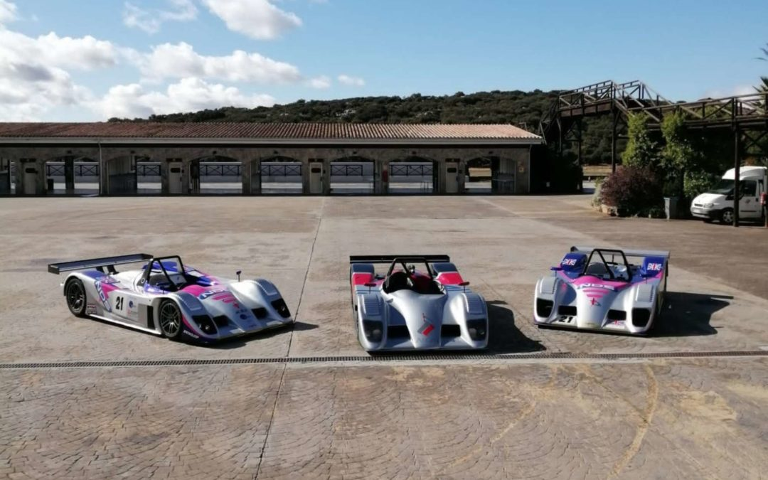 Why not buy your own defunct Le Mans prototype program?