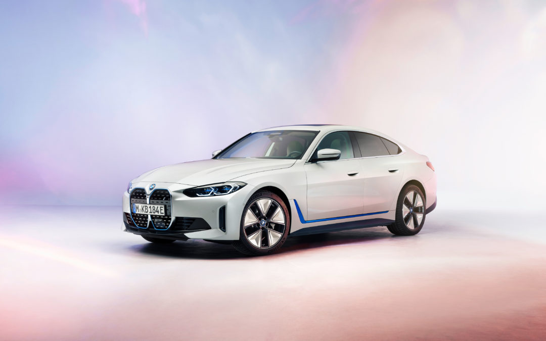 Is the BMW i4 the best looking BMW?